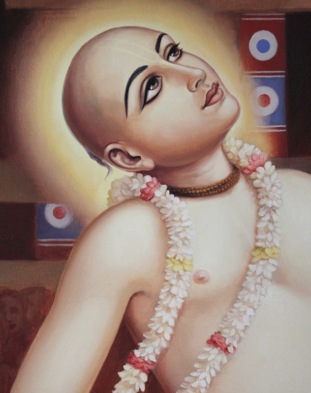 Sri Chaitanya Mahaprabhu, the Golden Incarnation